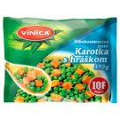 Vinica Deep Frozen Mixture of Carrot with Peas 350 g