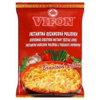 Vifon Instantná rezancová polievka s bravčovou príchuťou 60 g