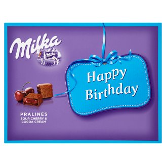 Milka Happy Birthday 110 g