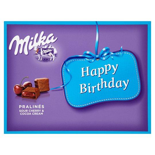 Milka Happy Birthday 110 g