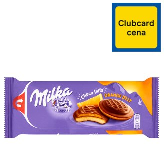 Milka Choco Jaffa Orange Jelly 147 g