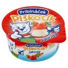 Pribináček Piškotík Strawberry 100 g