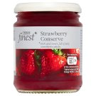 Tesco Finest Strawberry Conserve 340 g