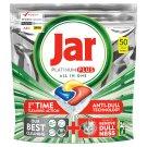 Jar Platinum Plus Tablety Do Umývačky, Lemon, 50 Kapsule
