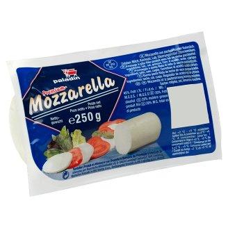 Paladin Mozzarella plnotučný sýr 250 g