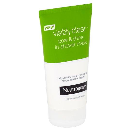 Neutrogena Visibly Clear Pore & Shine pleťová maska do sprchy 150 ml