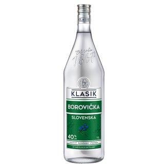 St. Nicolaus Klasik Slovak Juniper Spirit 40 % 1 L