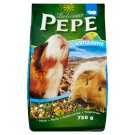 Pepe Delicious bohaté krmivo pre morčatá 750 g
