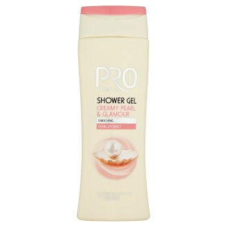 Tesco Pro Formula Pearl & glamour sprchový gél 250 ml
