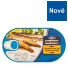 Tesco Smoked Sprats in Sunflower Oil 170 g