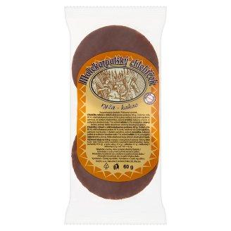 Malokarpatský chlebíček ryža - kakao 60 g