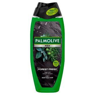 Palmolive Men Forest Fresh 3 v 1 sprchový gél pre telo, tvár a vlasy 500 ml