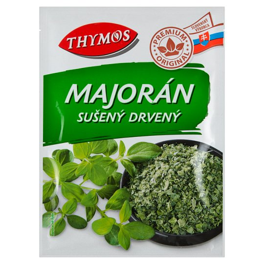 Thymos Crushed Dried Marjoram 6 g