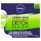 Nivea Urban Skin Good Night Detox Mask 50 ml