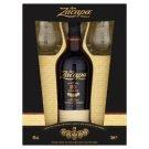 Ron Zacapa Centenario Sistema Solera 23 Rum 40% 0.7 L + 2 Glasses