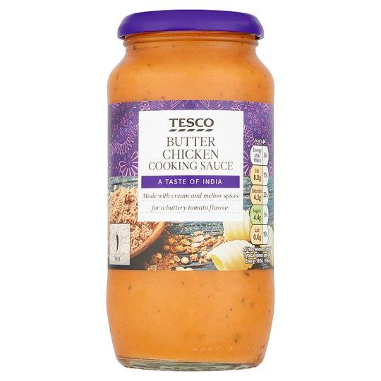 Tesco Butter Chicken Cooking Sauce 500 g