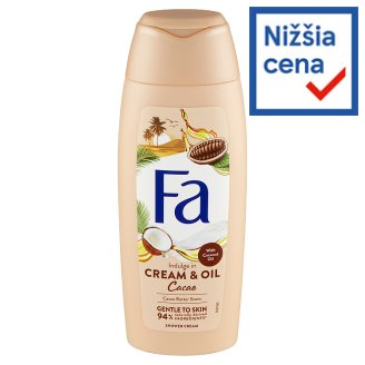 Fa Shower Cream Cream & Oil Cacao 250 ml