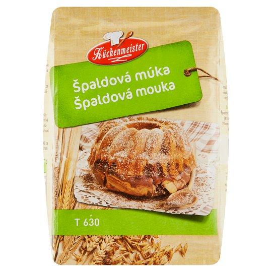 Küchenmeister Špaldová múka 1 kg