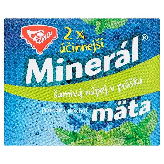 Liana Minerál Šumivý nápoj v prášku prírodná príchuť mäta 6 g