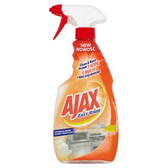 Ajax Easy Rinse Čistiaci sprej do kuchyne 500 ml