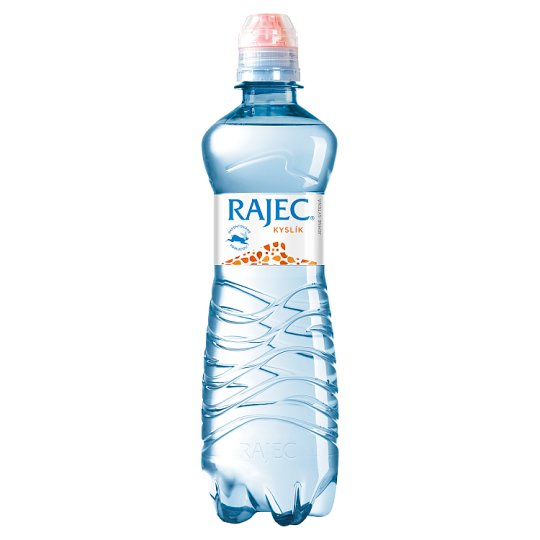 Rajec Kyslík Spring Water Lightly Carbonated 0.75 L