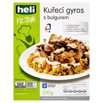 Heli Fit Style Kurací gyros s bulgurom 370 g