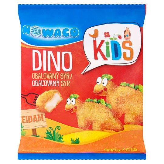 Nowaco Kids Dino Breaded Eidam Cheese 6 pcs 300 g