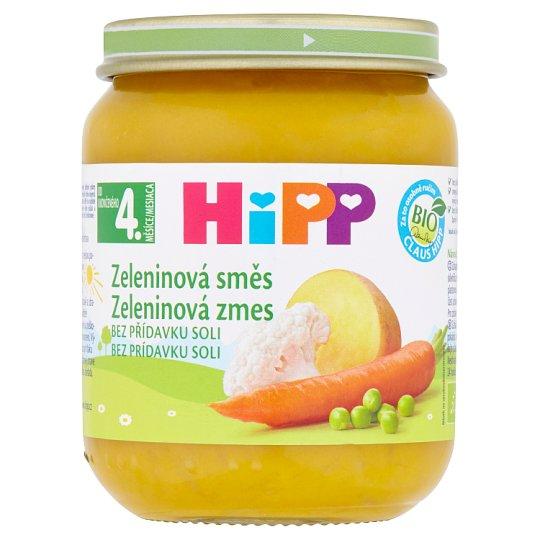 HiPP Organic Vegetable Mixture 125 g
