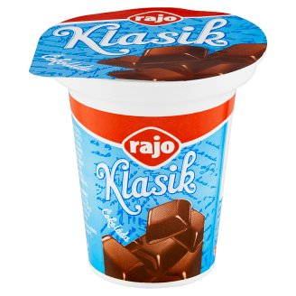 Rajo Klasik Jogurt čokoláda 125 g