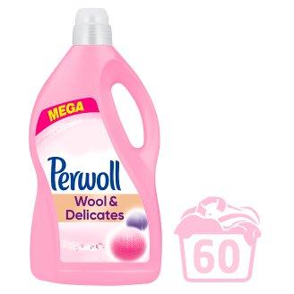 Perwoll Wool & Delicates Fibercare Advanced 60 praní 3,6 l