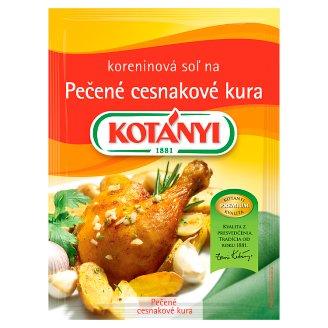 Kotányi Koreninová soľ na Pečené cesnakové kura 30 g