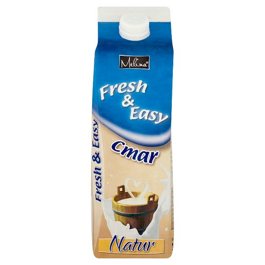 Melina Fresh & Easy Buttermilk Natur 1 L