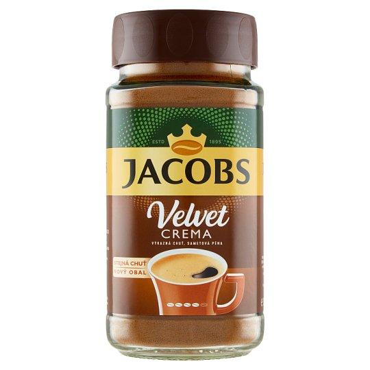 Jacobs Velvet Rozpustná káva 200 g