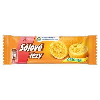 ZORA SÓJOVÉ REZY Tyčinka s 30% sójových vločiek 50 g