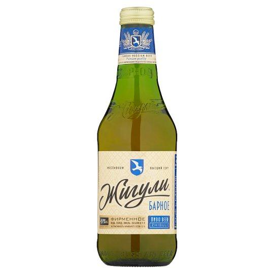 Beer Žiguli 0.9 L