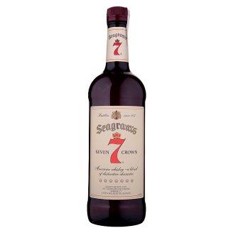 Seagram's Seven grown whisky 1,0 l