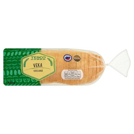 Tesco Veka Sliced 400 g