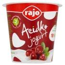 Rajo Acidko Jogurt brusnica 135 g