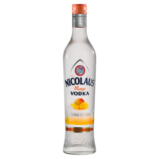 Nicolaus Mango Vodka 38% 700 ml