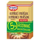 Dr. Oetker Original Baking Soda Starch 5 x 12 g