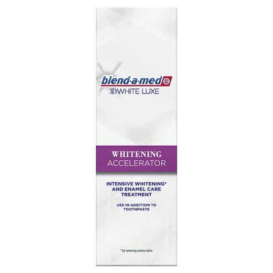 Blend-a-med 3DWhite Luxe Whitening Accelerator 75 ml
