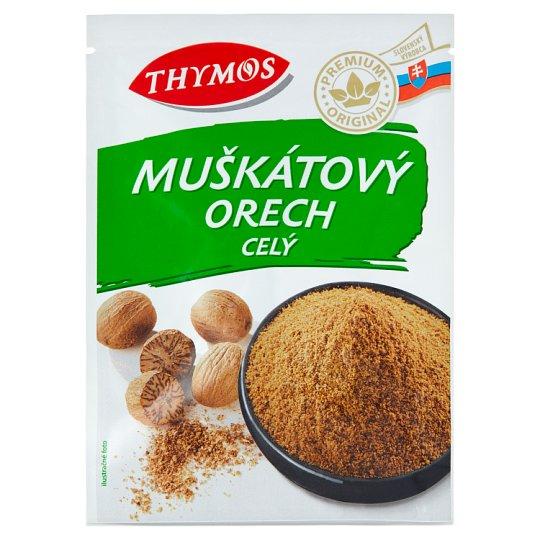 Thymos Muškátový orech celý 10 g