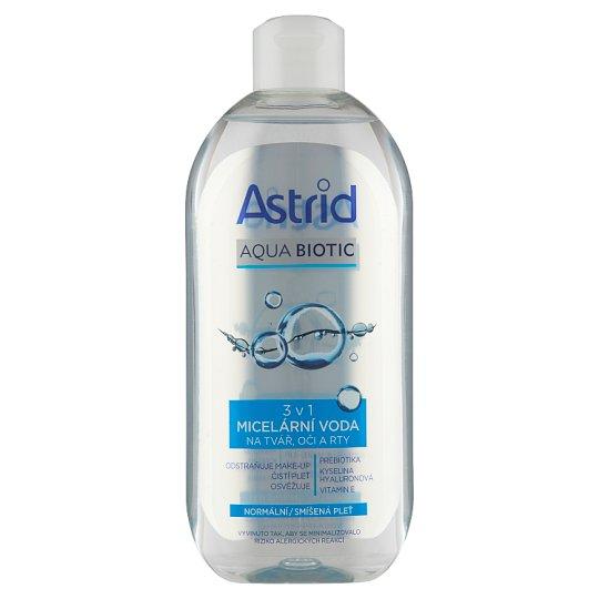 Astrid Fresh Skin micelárna voda 3 v 1 400 ml