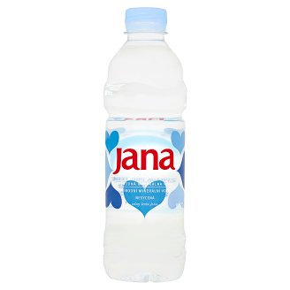 Jana Natural Mineral Water 0.5 L