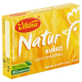 Vitana Natur Chicken with Spring Carrot 60 g