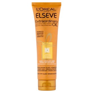 L'Oréal Paris Elseve Extraordinary Oil hodvábny olej v kréme 150 ml