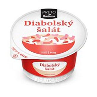 Ryba Žilina Preto Diabolic Delicate Salad 140 g