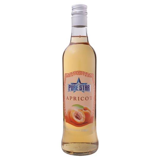 Pure Star Apricot Liqueur 30% 500 ml