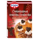 Dr. Oetker Chocolate Hearts Extra Dark Chocolate 45 g