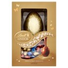 Lindt Lindor Milk Chocolate and Mini Eggs with Smooth Filling 215 g